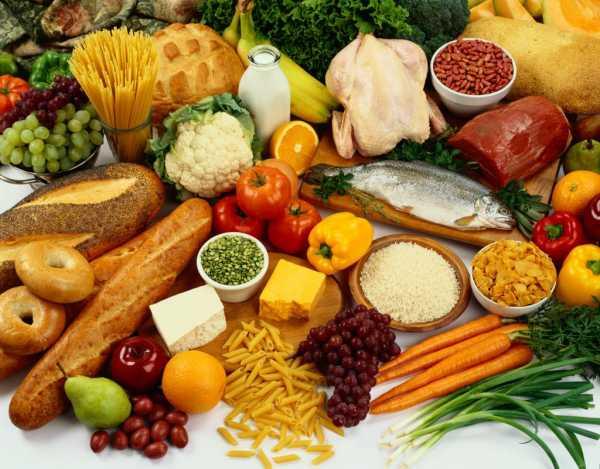 В каких продуктах содержится сера?